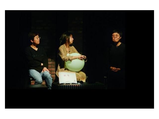 [문화뉴스] '나의 이야기 극장'...청각장애인 관객의 이야기를 즉흥연극으로!