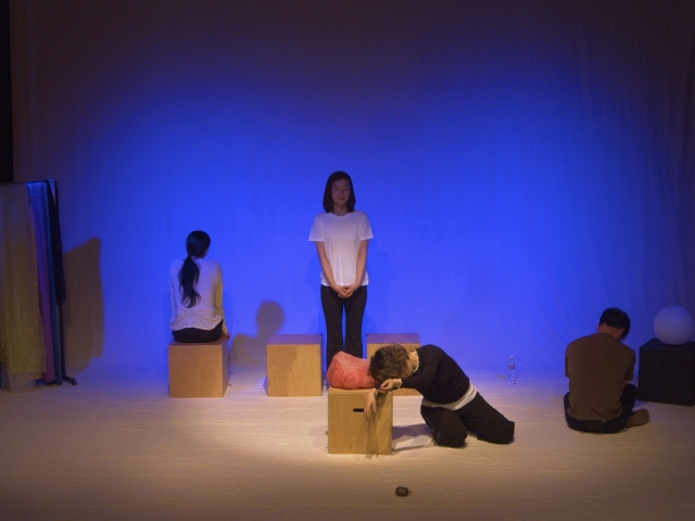 [스케치] <실시간 랜선 즉흥연극> 나의 이야기 극장 이음 아트홀 공연(2021.06.09)